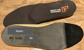Werkschoenen en zolen